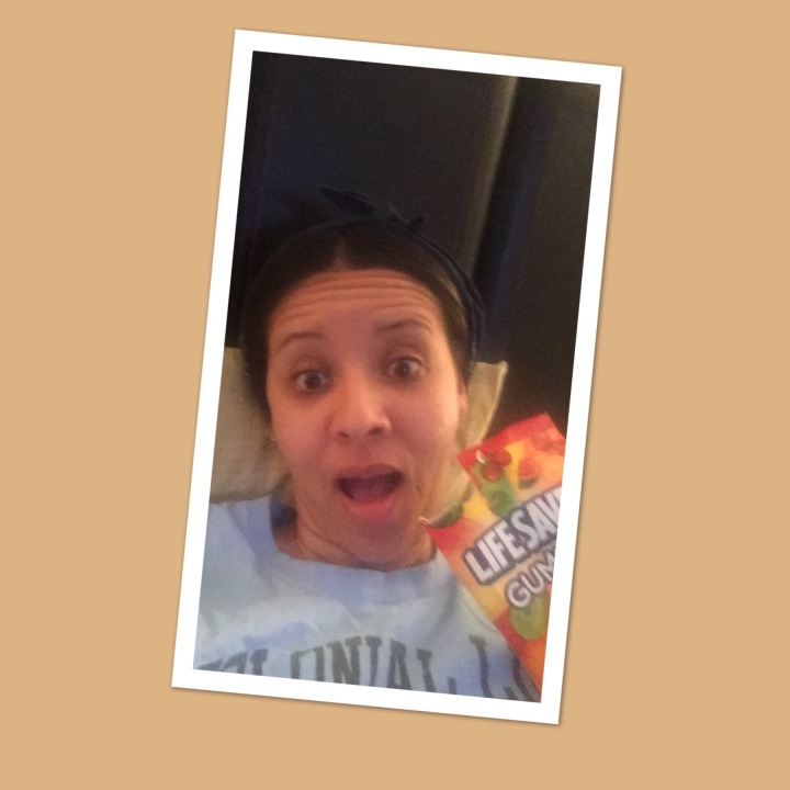 Stress Eating….My Love for Gummy Savers!