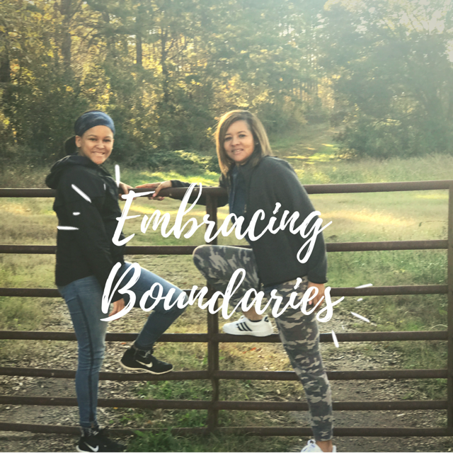 Embracing Boundaries
